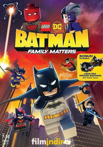 LEGO DC: Batman – Aile Meseleleri
