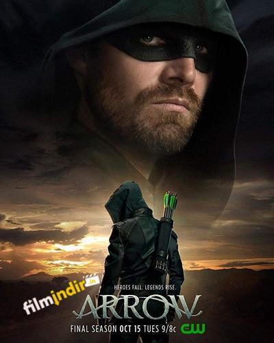 Arrow: 8.Sezon Tüm Bölümler
