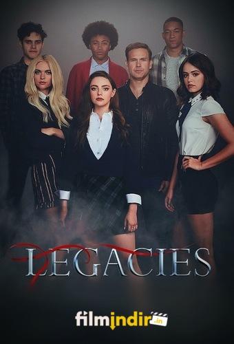 Legacies: 2.Sezon Tüm Bölümler