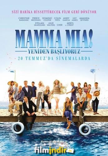 Mamma Mia! Yeniden Başlıyoruz