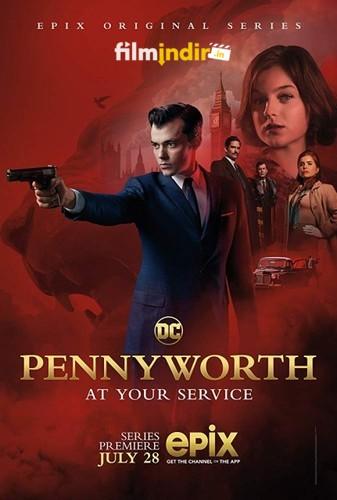 Pennyworth: 1.Sezon Tüm Bölümler