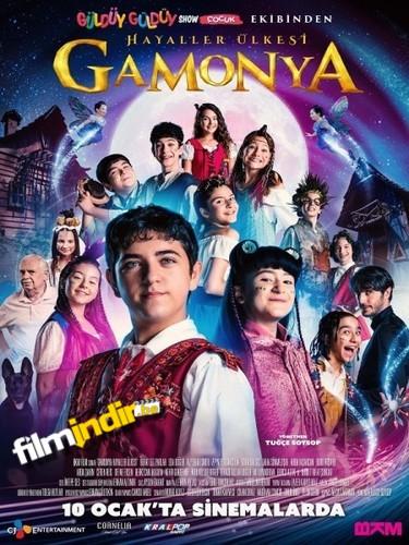 Gamonya: Hayaller Ülkesi (Sansürsüz)