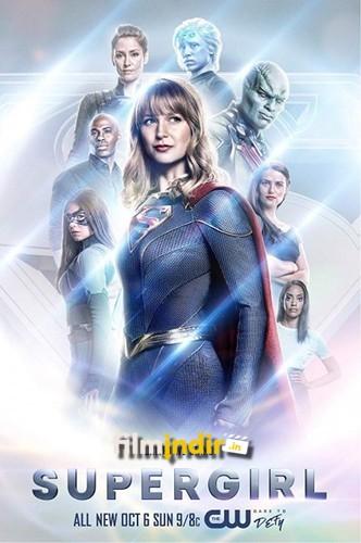 Supergirl: 5.Sezon Tüm Bölümler