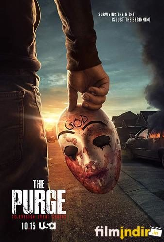 The Purge: 2.Sezon Tüm Bölümler