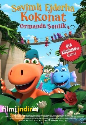 Sevimli Ejderha Kokonat: Ormanda Şenlik