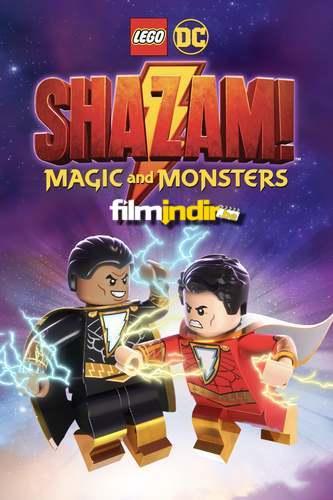 LEGO DC: Shazam – Sihir & Canavarlar