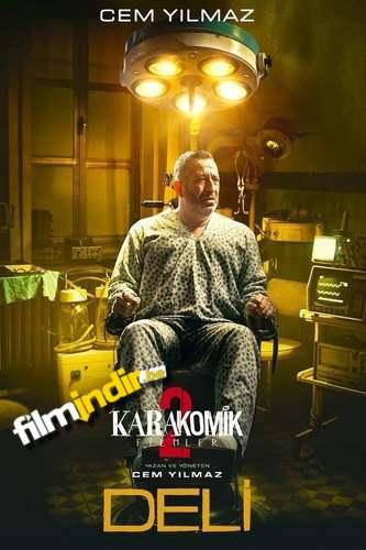 Karakomik Filmler 2: Deli (Sansürsüz)