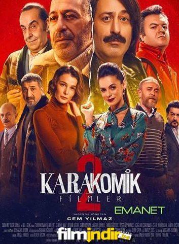 Karakomik Filmler 2: Emanet (Sansürsüz)