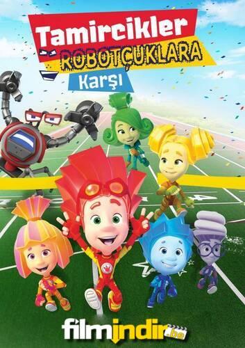 Tamircikler: Robotçuklara Karşı