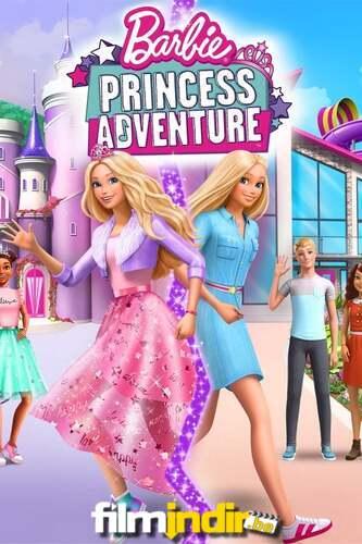 Barbie Prenses Macerası