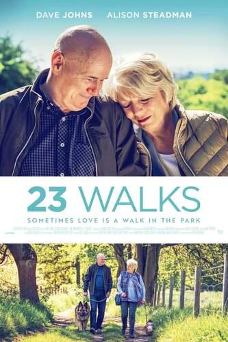 23 Yürüyüş