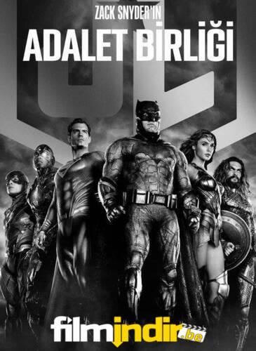 Zack Snyder'ın Adalet Birliği