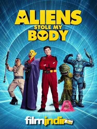 Uzaylılar Vücudumu Çaldı