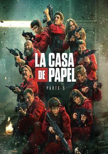 La Casa de Papel: 5.Sezon Tüm Bölümler